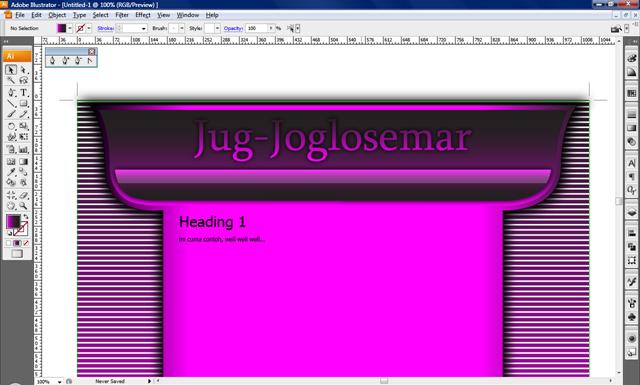 Jug-Joglosemar Website