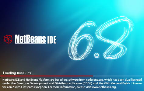 NetBeans IDE 6.8 (Open Source)