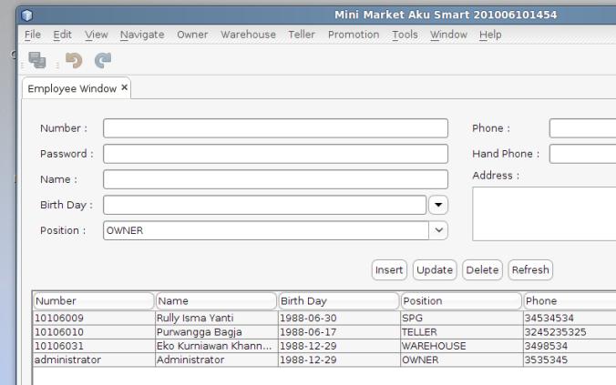 AkuSmart - NetBeans Platform