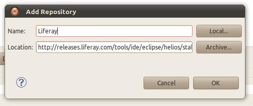 Liferay IDE