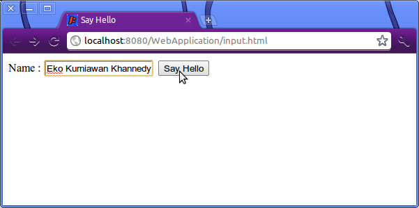 Screenshot-Say Hello - Google Chrome
