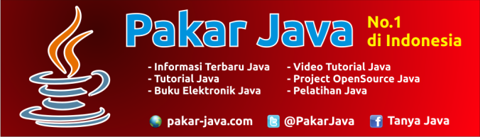 Pakar Java No.1 di Indonesia