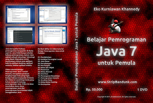 Belajar Pemrograman Java 7 untuk Pemula